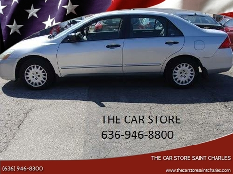2007 Honda Accord for sale in Saint Charles, MO