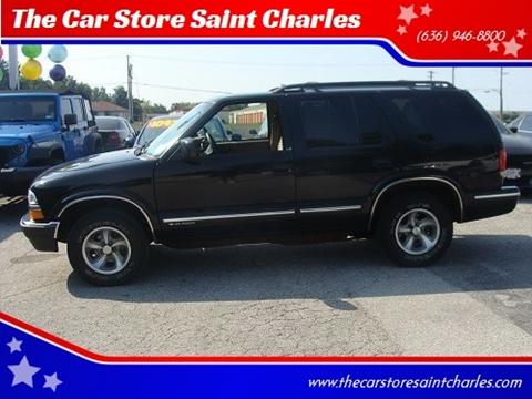 1999 Chevrolet Blazer for sale in Saint Charles, MO