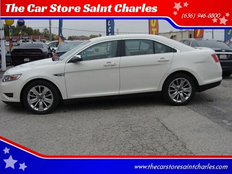 2010 Ford Taurus for sale in Saint Charles, MO