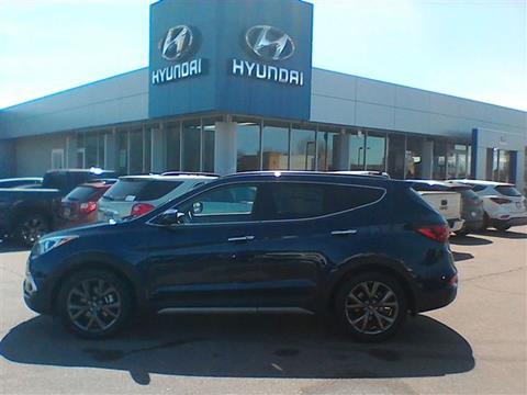 2018 Hyundai Santa Fe Sport for sale in Sioux Falls, SD