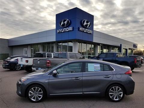 2017 Hyundai Ioniq Hybrid for sale in Sioux Falls, SD