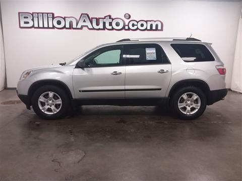 2010 GMC Acadia for sale in Sioux Falls, SD