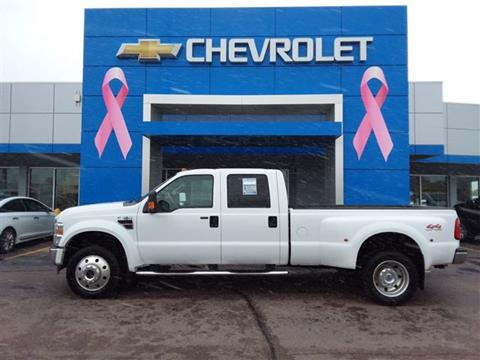 2008 Ford F-450 Super Duty for sale in Sioux Falls, SD