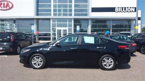 2016 Kia Optima for sale in Sioux City, IA