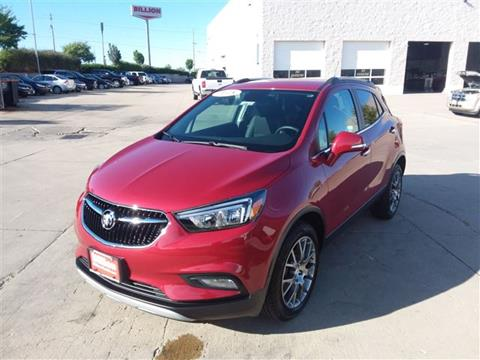 2018 Buick Encore for sale in Iowa City, IA