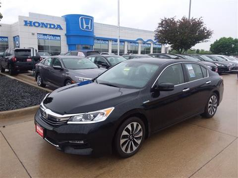 2017 Honda Accord Hybrid for sale in Iowa City, IA