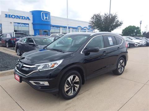 2016 Honda CR-V for sale in Iowa City, IA