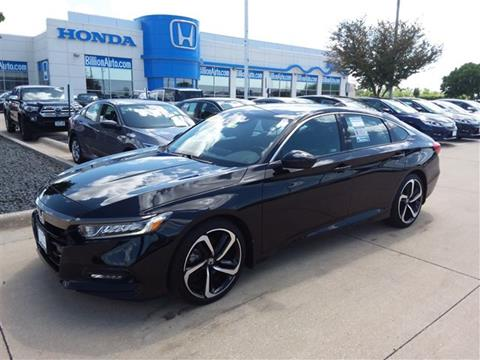 2018 Honda Accord for sale in Iowa City, IA