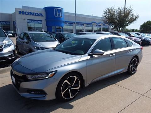 2019 Honda Accord for sale in Iowa City, IA