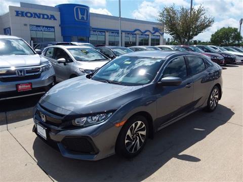 2018 Honda Civic for sale in Iowa City, IA