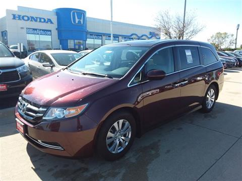 2014 Honda Odyssey for sale in Iowa City, IA