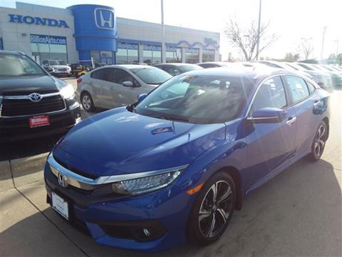 2016 Honda Civic for sale in Iowa City, IA