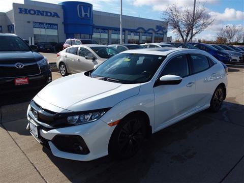 2017 Honda Civic for sale in Iowa City, IA