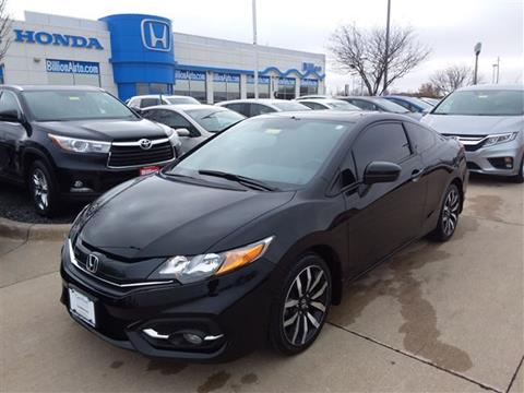 2015 Honda Civic for sale in Iowa City, IA