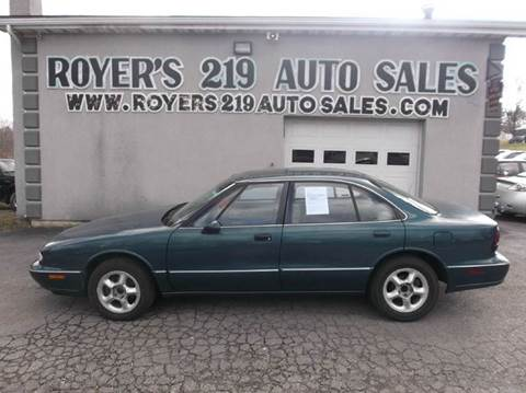 1998 Oldsmobile LSS for sale in Dubois, PA