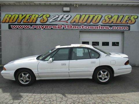 1998 Pontiac Bonneville for sale in Dubois, PA