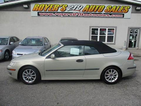 2005 Saab 9-3 for sale in Dubois, PA
