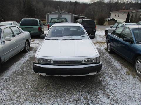 1987 Toyota Camry for sale in Dubois, PA