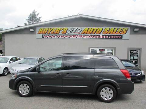2006 Nissan Quest for sale in Dubois, PA
