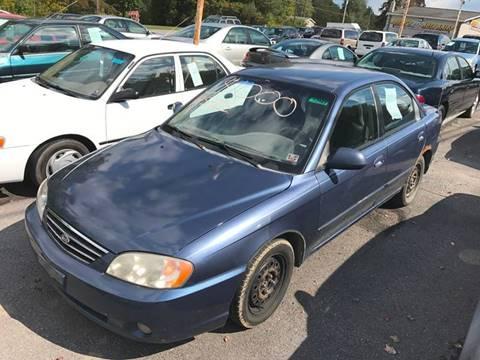 2003 Kia Spectra for sale in Dubois, PA