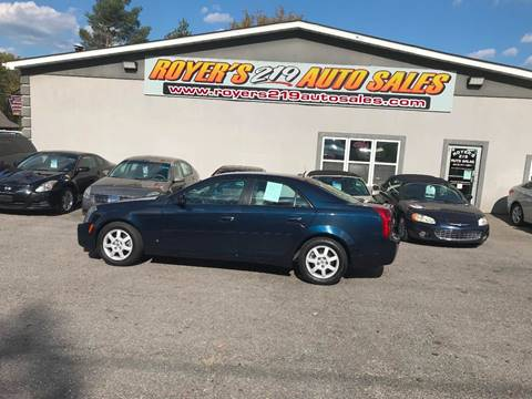 2006 Cadillac CTS for sale in Dubois, PA