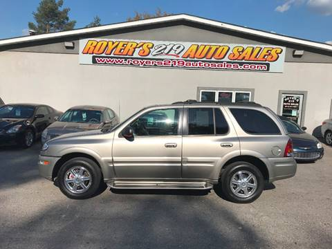 2003 Oldsmobile Bravada for sale in Dubois, PA