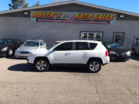 2012 Jeep Compass for sale in Dubois, PA