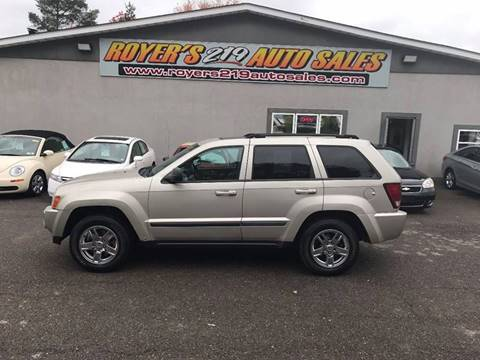 2007 Jeep Grand Cherokee for sale in Dubois, PA