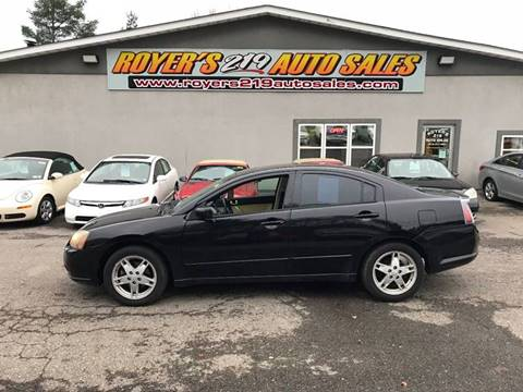 2006 Mitsubishi Galant for sale in Dubois, PA