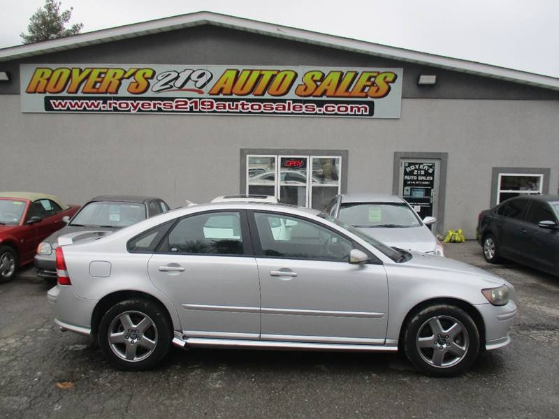 2005 volvo s40 awd 4dr t5 turbo sedan in dubois pa royers 219 auto sales. Black Bedroom Furniture Sets. Home Design Ideas