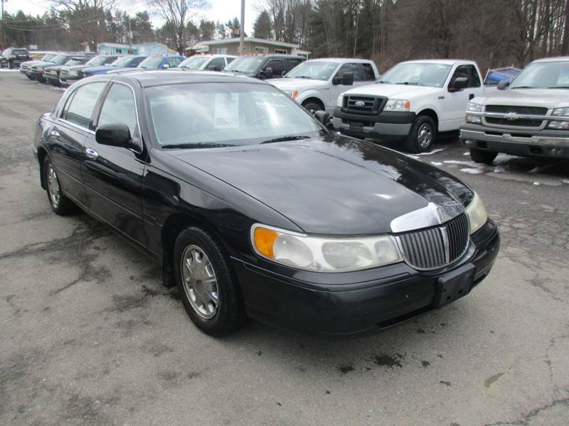 2000 Lincoln Town Car Signature 4dr Sedan In Dubois Pa Royers 219