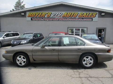 1999 Pontiac Bonneville for sale in Dubois, PA