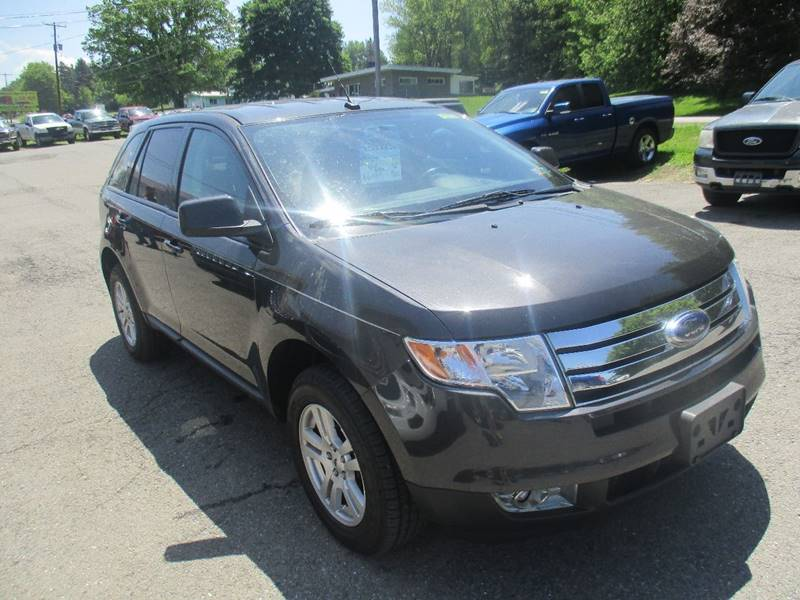 2007 ford edge awd sel 4dr crossover in dubois pa royers 219 auto sales. Black Bedroom Furniture Sets. Home Design Ideas