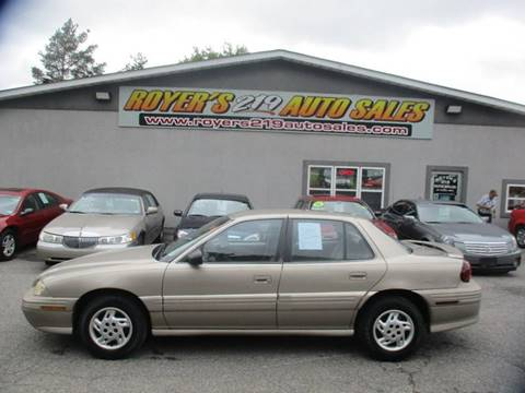 1997 Pontiac Grand Am for sale in Dubois, PA