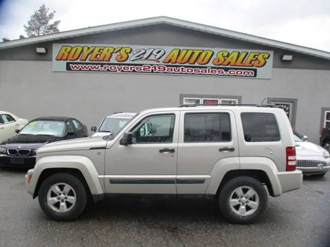 2009 Jeep Liberty for sale in Dubois, PA