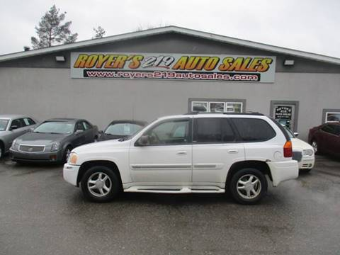 2003 GMC Envoy for sale in Dubois, PA