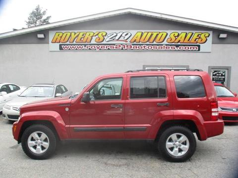 2010 Jeep Liberty for sale in Dubois, PA