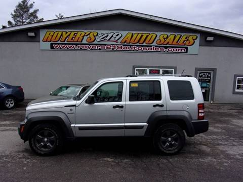 2011 Jeep Liberty for sale in Dubois, PA