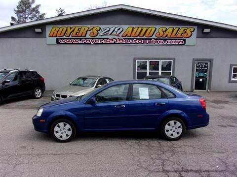 2006 Suzuki Forenza for sale in Dubois, PA