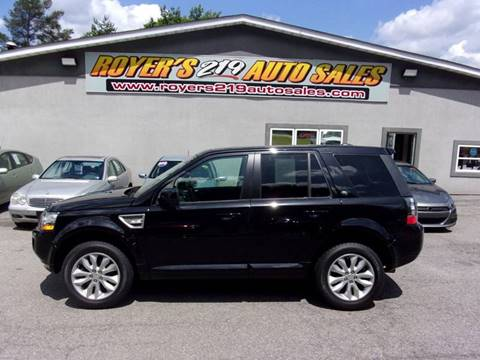 2014 Land Rover LR2 for sale in Dubois, PA