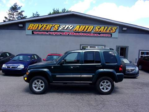 2006 Jeep Liberty for sale in Dubois, PA