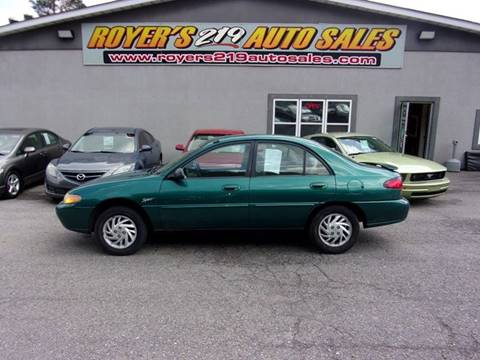 1997 Ford Escort for sale in Dubois, PA