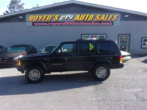 1999 Jeep Cherokee for sale in Dubois, PA