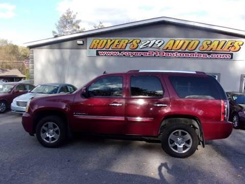 2007 GMC Yukon for sale in Dubois, PA