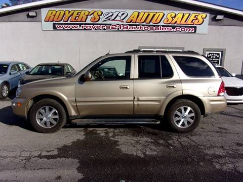 2005 Buick Rainier for sale in Dubois, PA