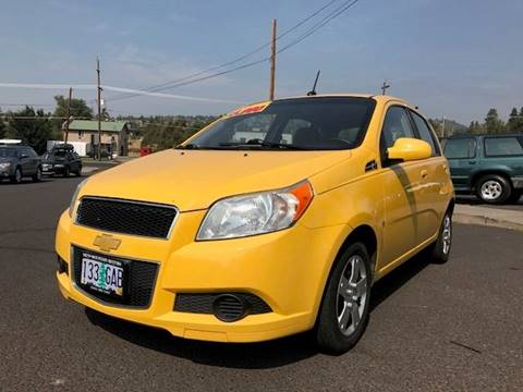2009 Chevrolet Aveo for sale in Bend, OR