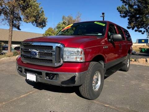 2005 Ford Excursion for sale in Bend, OR