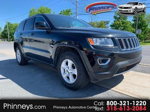 2015 Jeep Grand Cherokee for sale in Clayton, NY