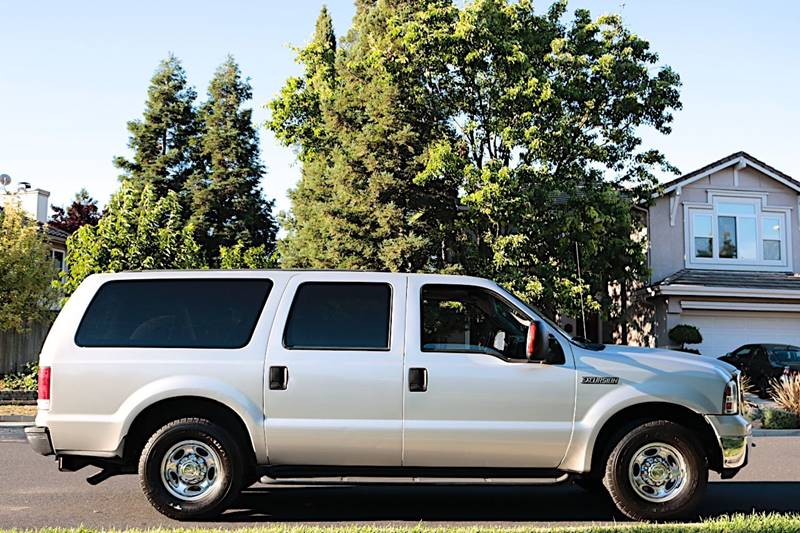 Ford Excursion Xlt Dr Suv Livermore Ca