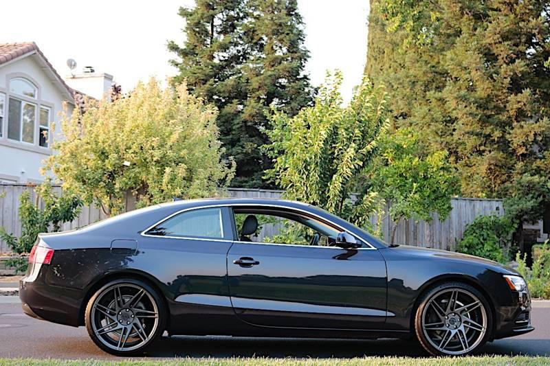 Audi A AWD T Quattro Premium Dr Coupe A In Livermore CA - Audi livermore